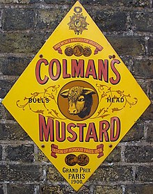 Buckinghamshire Railway Colmans advert.jpg