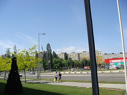 How to get to Szentmihályi út with public transit - About the place