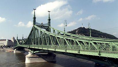 Menetrendek Szabadság Híd tömegközlekedéssel