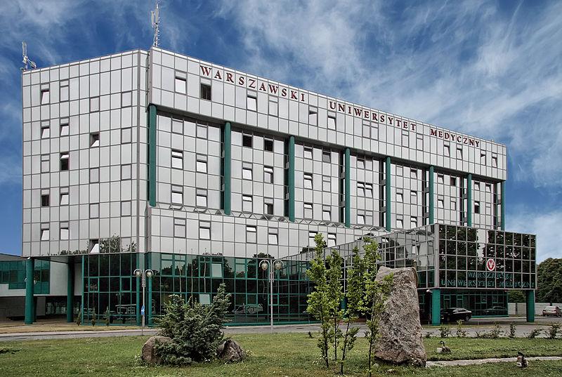 fot. Warszawski Uniwersytet Medyczny / wikimedia commons