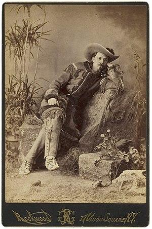 George G. Rockwood - Image: Buffalo Bill Cabinet Card