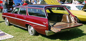 Station wagon - 1964–1967 Buick Sport Wagon