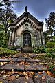 Building at Tervete cemetery - Igors Jefimovs - Panoramio.jpg