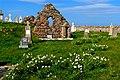 Bunbeg - Magheragallon Cemetery - Ruins - geograph.org.uk - 1177900.jpg
