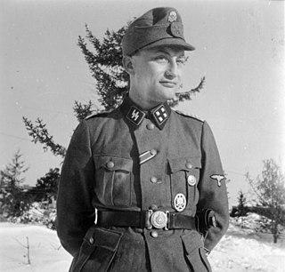 Gunter dAlquen Nazi propagandist