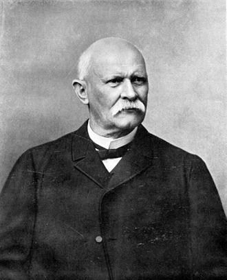 Emil Welti - Emil Welti around 1870