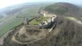 Burg Gleichen von Osten (Lauftaufnahme) 02.png