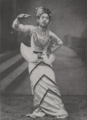 Burmese theater entertainer 1921.png