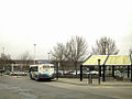 Bus in front of Marshalls Lakewood towne centre transit centre 1 (4575066347).jpg