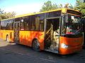 Buss and Bus stop - Khayyam - Nishapur 7.JPG