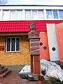 Bust of Klavdiya Shulzhenko in Kharkiv.jpg
