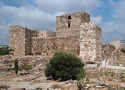Byblos Castle 2009