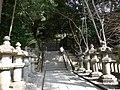 Byosho approach, Kunōzan Tōshō-gū 01.jpg