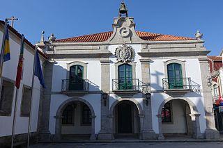 Esposende Municipality in Norte, Portugal