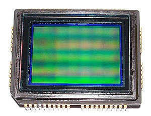 APS-C - CCD Sony ICX493AQA 10.14(Gross 10.75) Mpixels APS-C 1.8″ (23.98×16.41 mm) sensor side