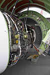 CFM International CFM56-7B26 fitted to Qantas (VH-VZY) Boeing 737-838 (WL) at the Canberra Airport open day (4).jpg