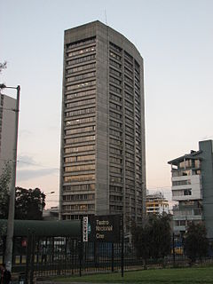 The best brutalist buildings around the world page 14 for Edificio puerta del sol quito