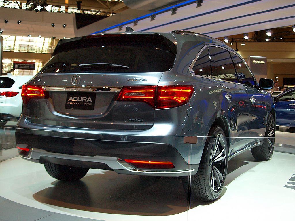 Acura Mdx Used Cars Sale