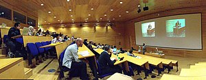 International Meeting on Computational Intelligence Methods for Bioinformatics and Biostatistics - CIBB 2014 conference in Cambridge, Great Britain.