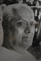An image of C.K Nagaraja Rao.