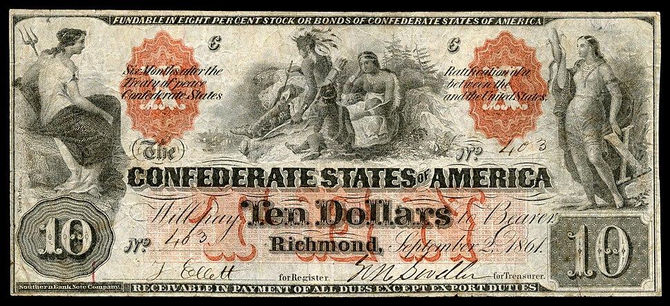 CSA-T22-$10-1861–62