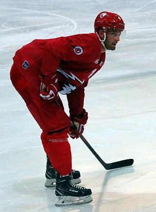 Petteri Lindbohm Finnish ice hockey player