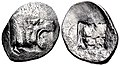 CYPRUS, Uncertain. Late 6th-early 5th centuries BC. AR Stater (25.5mm, 10.28 g).jpg