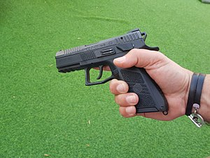 אקדח CZ p-07