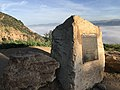 Cahuenga Peak Dedication Monument.jpg