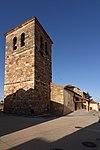 Calvarrasa de Abajo, Iglesia de San Pedro, torre.jpg