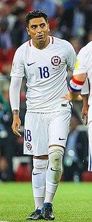 Gonzalo Jara Chilean footballer