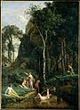 Camille Corot - Diana and Actaeon - 1836.jpg