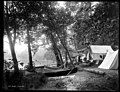 Campers at Lake Washington, 1900 (MOHAI 6423).jpg