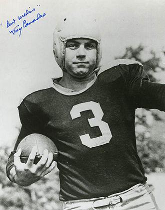 Tony Canadeo - c. 1949