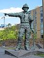 Canadian Firefighters Memorial, Wellington St, Ottawa (491936) (9447653585).jpg