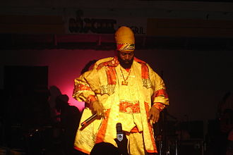 Capleton - Capleton in concert, 2006, in Germany