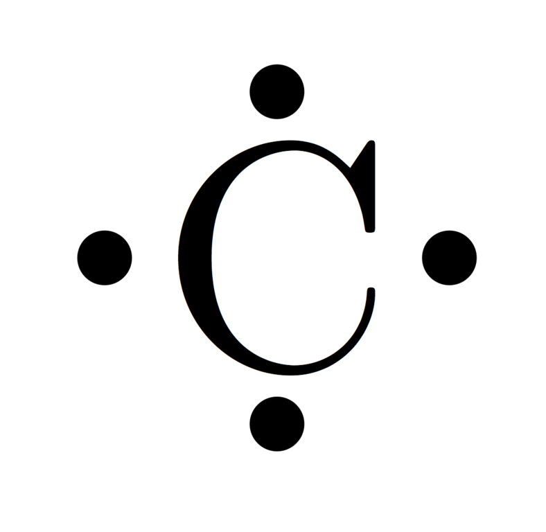 electron dot diagram for carbon file:carbon lewis structure png.png - wikimedia commons electron dot diagram for al #5