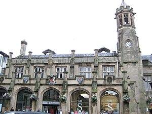 Carlisle railway station - Station frontage