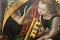 Carlo crivelli, madonna in trono col bambino che consegna le chiavi a pietro, 04.JPG