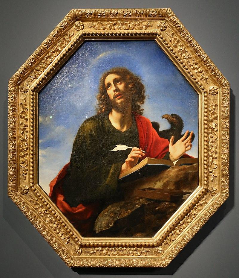 Карло Дольчи, сан-джованни евангелиста, 1640-50 ок.  01.jpg