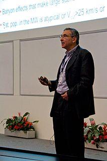 Carlos Frenk Mexican-British-German cosmologist