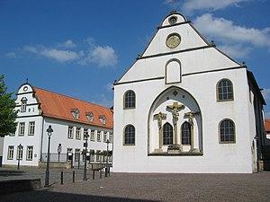Gymnasium Carolinum (Osnabrück) - The Gymnasium Carolinum in Osnabrück