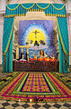 Carpet and decoration for Semana Santa in Antigua, Guatemala 01.jpg