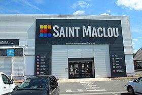 Saint maclou enseigne wikip dia - Saint maclou creteil ...