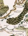 Carte de Dosches Larrivour cassini.png