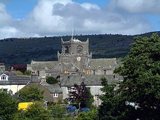 Celtic Rite - Cartmel on Morecambe Bay in north-west England, the location of an early monastic community
