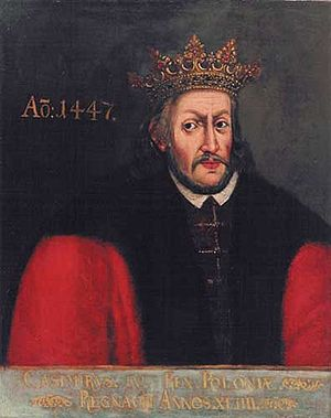History of Poland - King Casimir IV Jagiellon was the central figure of the Jagiellonian period