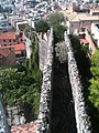 Castello Frangipane. Esterno 2 (camminamento) 3.jpg