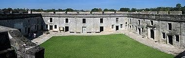 Castillo de San Marcos Fort Panorama 5.jpg