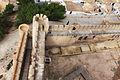 Castillo de Villena patio de armas desde la torre (2).JPG